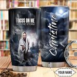 Jesus Storm Personalized THA1401015Z Stainless Steel Tumbler