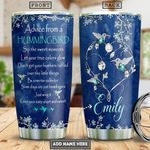 Hummingbird Advice Jewelry Style Personalized PYR1401005Z Stainless Steel Tumbler