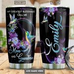 Hummingbird Blessing Personalized PYR1401006Z Stainless Steel Tumbler