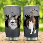 Funny Cat Break KD2 MAL1401002Z Stainless Steel Tumbler