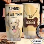 Golden Retriever Bible KD4 Personalized THA1301018Z Stainless Steel Tumbler