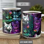 Personalized Cats TTZ1901011Z Full Color Ceramic Mug
