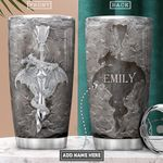Dragon Jewelry Style Personalized PYR1901006Z Stainless Steel Tumbler