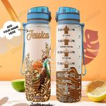 Personalized Turtle TTZ2001012Z Water Tracker Bottle