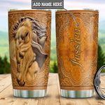 Personalized Horse TTZ2001017Z Stainless Steel Tumbler