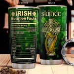 Irish Facts KD4 THA2101010Z Stainless Steel Tumbler