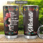 Sugarskull KD4 Personalized HHA2001012Z Stainless Steel Tumbler