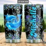 Personalized Dolphin Lover DNM2201009Z Stainless Steel Tumbler
