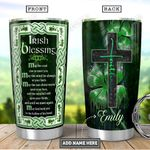Irish Personalized PYR2201010Z Stainless Steel Tumbler