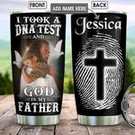 Personalized Faith DNA BGZ2301005Z Stainless Steel Tumbler