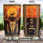 Personalized Native American Deer BGZ2501013Z Stainless Steel Tumbler
