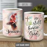 Personalized Faith TTZ2601011Z Full Color Ceramic Mug