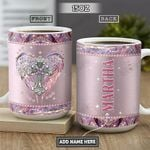 Faith Jewelry Style Personalized NNR2601003Z Full Color Ceramic Mug