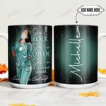 Black Nurse KD4 Personalized HHA2601001Z Full Color Ceramic Mug