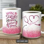 Nurse KD4 Personalized THA2601016Z Full Color Ceramic Mug