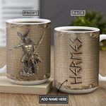 Zeus Bronze KD4 Personalized THA2601018Z Full Color Ceramic Mug