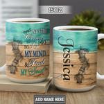 Personalized Ocean Turtle TTZ2701010Z Full Color Ceramic Mug