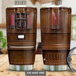 Vintage Piano Personalized PYR3001015Z Stainless Steel Tumbler