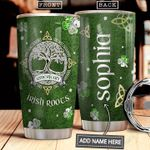Irish Personalized NNR3001009Z Stainless Steel Tumbler