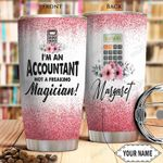 Accountant Personalized THA3001001Z Stainless Steel Tumbler