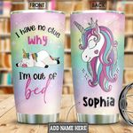 Unicorn Personalized NNR0102010Z Stainless Steel Tumbler