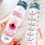 Breast Cancer TTH0705001 Water Tracker Bottle