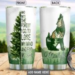 Hiking Personalized HTC2110014 Stainless Steel Tumbler