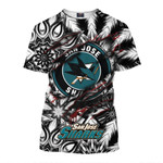 San Jose Sharks FFHKT2335