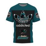 San Jose Sharks FFHKT2702