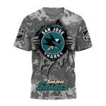 San Jose Sharks FFHKT2889