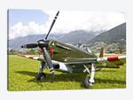 A Morane-Saulnier D-3801 Of The Swiss Air Force