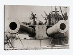 Broadside of HMS Dreadnought