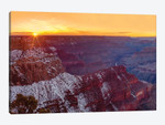 Sunset Hopi Point South Rim II
