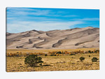 USA, Colorado, Alamosa, Great Sand Dunes National Park and Preserve I