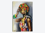 African Cuban Female