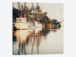 Sepia Shrimp Boats