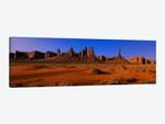 Totem Pole & Yel-Bichel, Monument Valley National Park, Arizona, USA