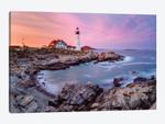 Cape Elizabeth Fiery Sunset,Portland Maine New England