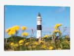 Lighthouse Kampen In Summer