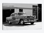 1955 Chevy Bel Air, Black &White