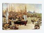 The Port Of Bordeaux, 1871