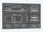 Mustang GT (2015-2017) Black