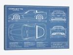 Corvette (C6) Z06 Blueprint