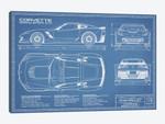 Corvette (C7) Grand Sport Blueprint