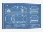 BMW M3 (F80) Blueprint