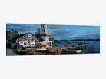 Harding Family Wharf, Bass Harbor, Hancock County, Maine, USA