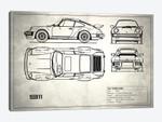 1977 Porsche 911 Turbo (930) (Vintage Silver)