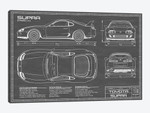 Toyota Supra MKIV | Black