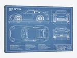 Porsche 911 GT3 (991) Blueprint