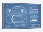 BMW M2 (F87) Blueprint